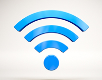 WiFi Wireless Internet Symbol