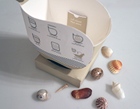 Packaging Culture - UAE seashells - 3rd year