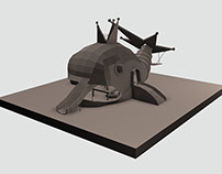 3D Modeling Demo Reel