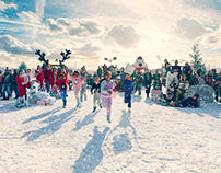ASDA 'Bring Christmas Home' | Retouch