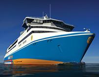 Gotland Ferries Branding