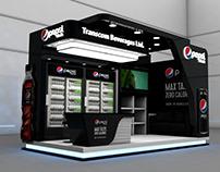 Pepsi Stall 3D