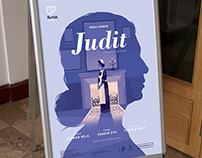 Posters for Bartók Theater