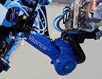 Alliance Industrial Robotics