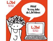 LJW - GIF animado para promoción en redes sociales
