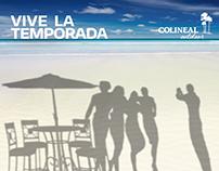 Colineal Outdoor - Vive la temporada.