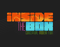 Inside the BOX Font & Patterns