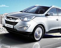 Hyundai Tucson Campaigns