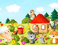 Easter - Spring/Velikonoce-Jaro