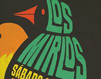 LOS MIRLOS - poster