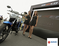 EVENT + PRESS: Lanzamiento Suzuki Gixxer, Aut. de Bs As