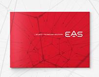 EAS SECURITY + IT (branding + social media)