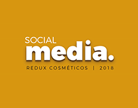 Social Media | Redux Cosméticos