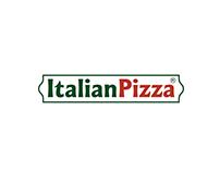 Фирменный стиль Italian Pizza
