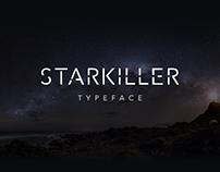 Typeface: Starkiller Typeface