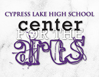Cypress Lake High School Center for the Arts Banners