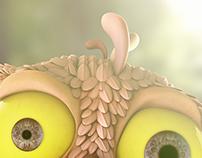 Potoo (Nyctibius griseus)