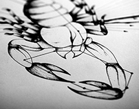 Drawing (Zodiac Sign Scorpio)