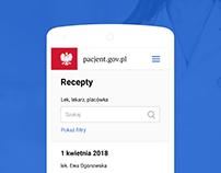 Patient Online Account for Polish citizens