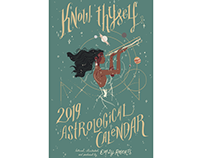 2019 Astrological Calendar