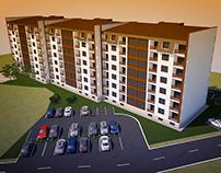 Жилой комплекс/Residential complex (2016)