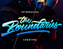 BOOM!! - The Boundaries Logotype