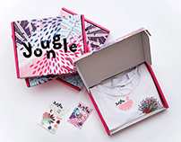 Youngle | Identity & Products for Womenswear Label