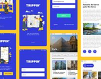 Trippin' - Travel App