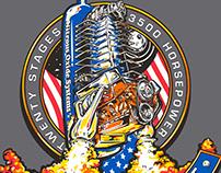 Moonshot T-Shirt Graphic