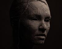 Mud On Skin