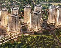 Mipec City View Hà Đông - Mở bán 4 tòa đẹp nhất dự án