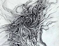 Abstract Drawing 01.