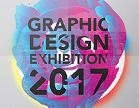 Glasgow Clyde College // Graphic Design Exhibition