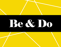 Набір листівок «Be & Do»