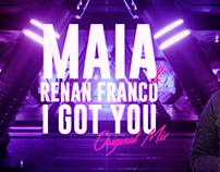 Mídia Kit Completo | MAIA & Renan Franco - I Got You