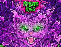 Album cover: Meteor King