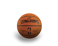 Spalding - Behind Every Bucket