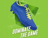 Nivia Dominator Launch Campaign