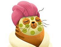 Pets character design