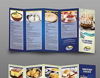 Impresso de várias receitas com os produtos MAXXIOVOS