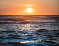 Sun Setting /