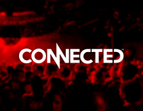Connected | Identity for the new techno party concept