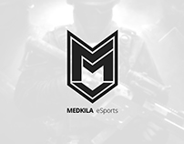 MEDKILA ESPORTS | Logo Design