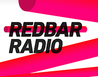 Red Bar Radio - Redesign