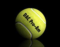 DESIGN: Tennis Club Flyers