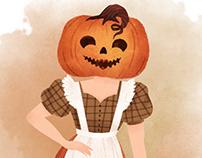 Pumpkin Ladies