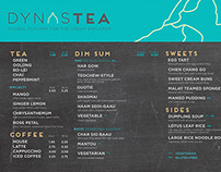 DynasTEA: Restaurant Brand Identity