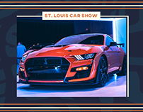 St. Louis Car Show 2020