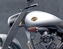 Harley-Davidson Standard Bike