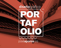 Portafolio 2015 / Graphic Design